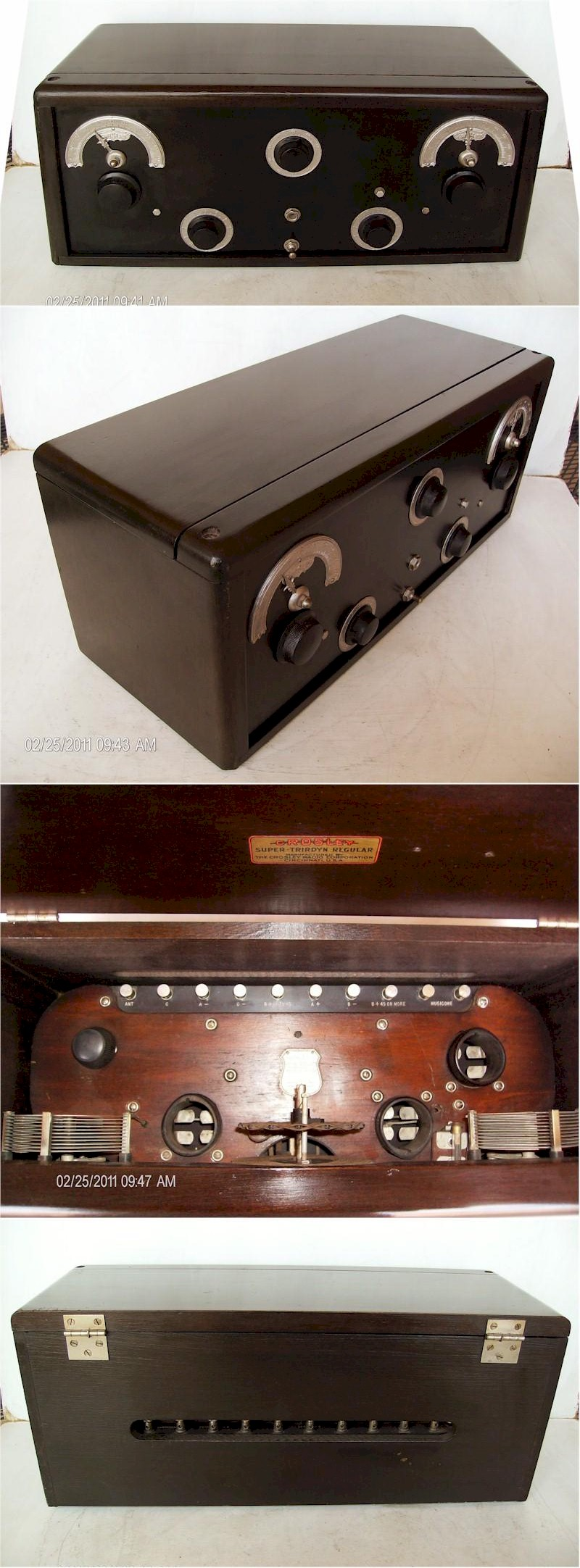 Crosley Trirdyn Super Regular