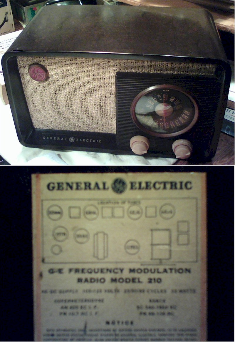 General Electric 210