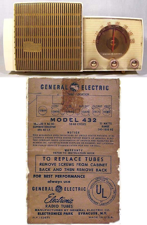 General Electric 432