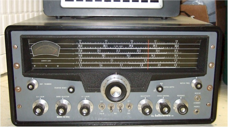 Hallicrafters SX-101A