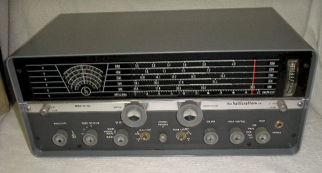 Hallicrafters SX-110