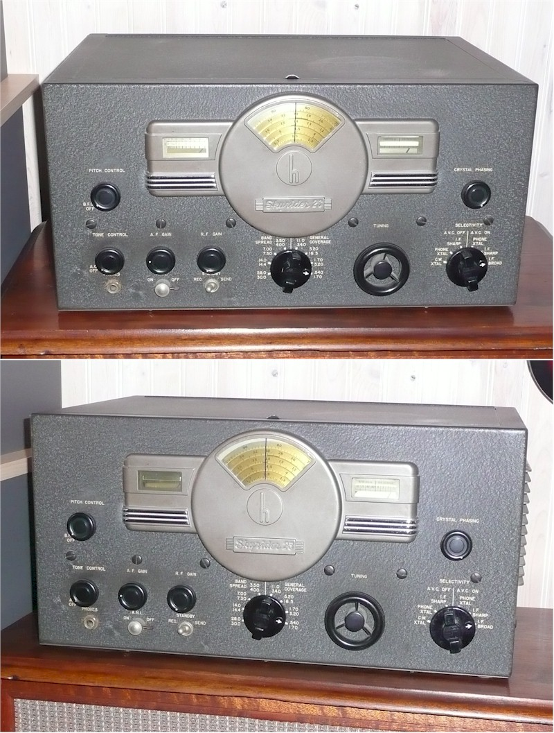 Hallicrafters SX-23