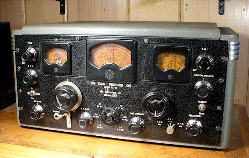 Hallicrafters SX-28