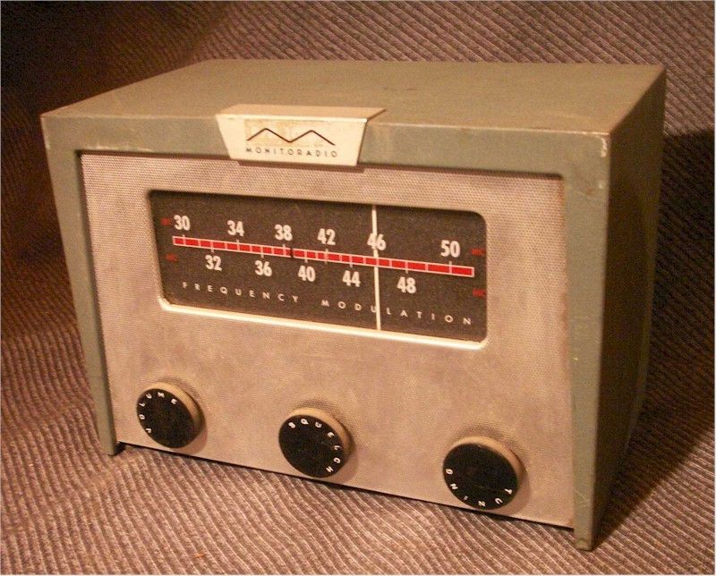 Monitor MR33 VHF Receiver