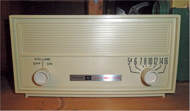Philco-Ford R390WH