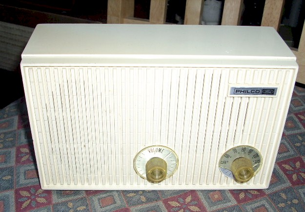 Philco-Ford CS-201WH