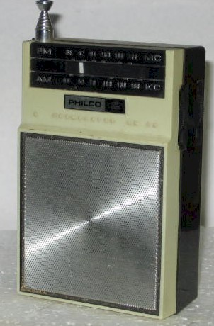 Philco RT910-BKG