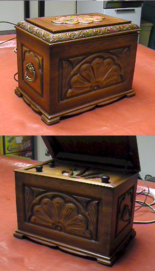 Pilot 55 Treasure Chest