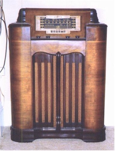 Antique Radio Forums • View topic - RCA Victor Radio