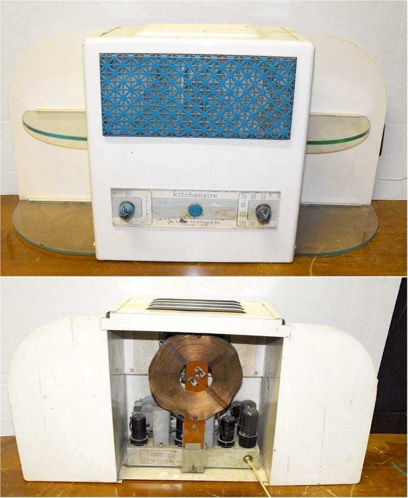 Radio Craftsmen Kitchenaire