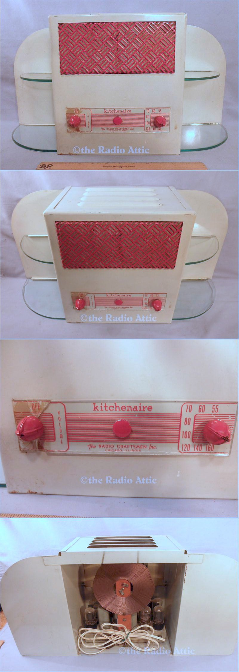 Radio Craftsmen Kitchenaire