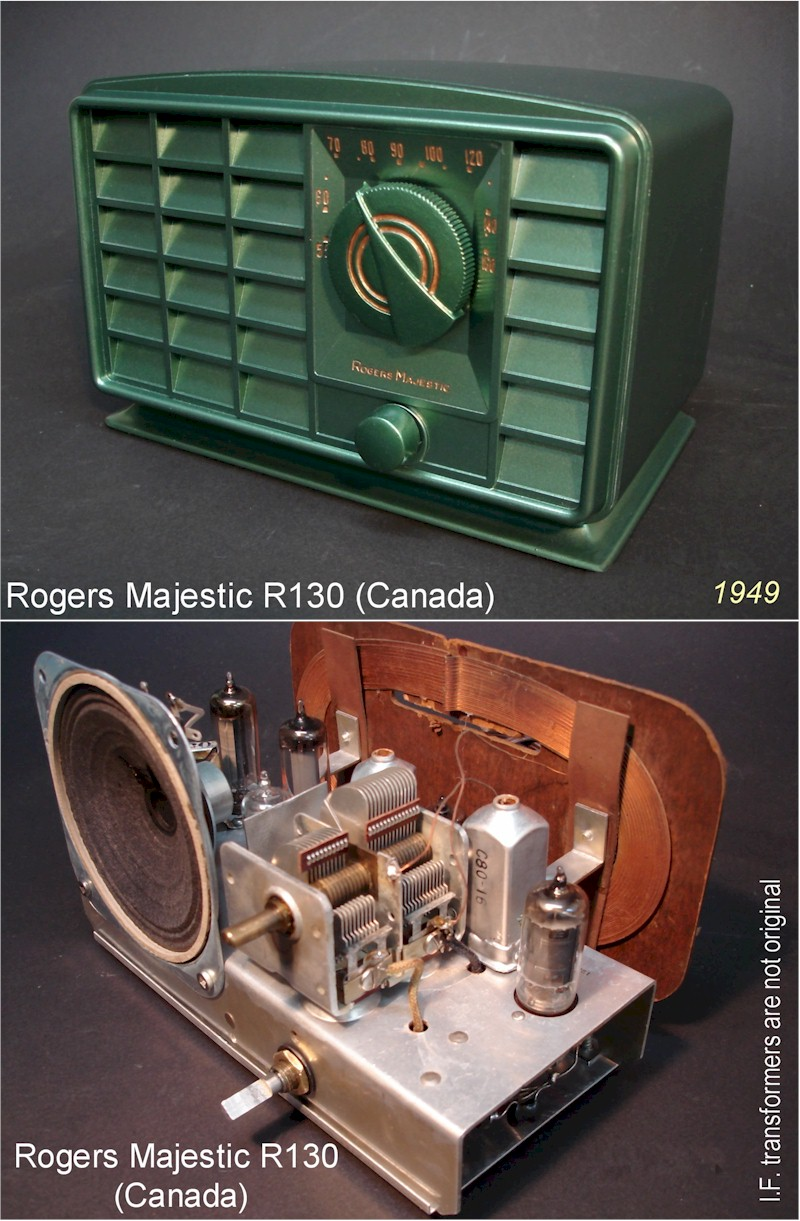 Rogers Majestic R130