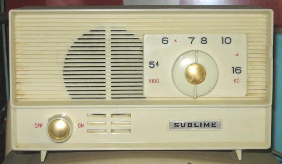 "Sublime  ""Dime Store Radio"""