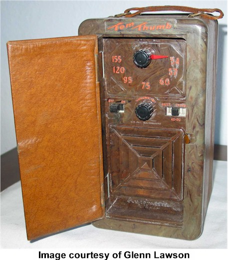 Tom Thumb Portable